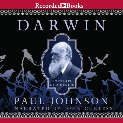 Darwin audiobook cover art