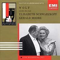Lieder (Schwarzkopf, Moore) by Wolf/Strauss (1995-10-17)