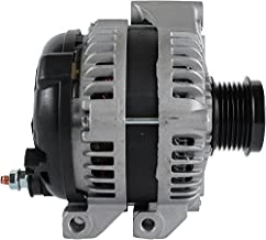 Eagle High Alternator Fits Chrysler Van Town & Country V6 3.6L 2011-2016 with Clutch pulley