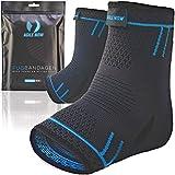 AGILE NOW Fußbandage [2er Set] Sprunggelenkbandage Fußgelenkbandage Knöchelbandage Bandage...