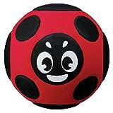 ミカサ(MIKASA) テンテンてんまり 赤/黒 マルチスポーツ ボール SL3RBK ワンカラー フリーサイズ