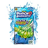 Bunch O Balloons – Instant Water Balloons –  Blue (3 bunches – 100 Total Water Balloons)