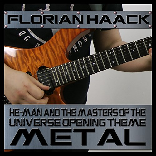 He-Man And The Masters Of The Universe Opening Theme (From He-Man And The Masters Of The Universe) [Metal Version]