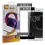 Guran [2 Paquete Protector de Pantalla para Sony Xperia XA1 Ultra Smartphone Cobertura Completa...