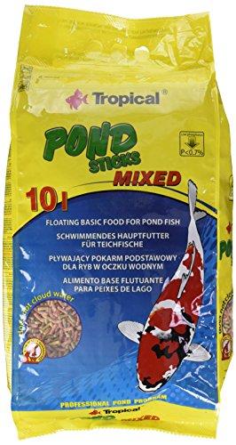 Ração Para Peixes Pond Sticks Mixed Saco 800g Tropical Tropical Para Peixes