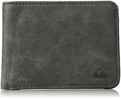 Quiksilver Men's Slim Vintage Wallet, urban chic, Medium