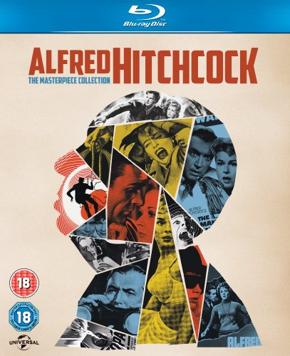 Alfred Hitchcock - The Masterpiece Collection [Blu-ray] [1942] [Region Free]