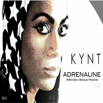 Kynt - Adrenaline (Remixes + Bonus Tracks) CD2
