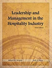 Leadership and Management in the Hospitality Industry with Answer Sheet (AHLEI) (3rd Edition) (AHLEI - Introduction to Hospitality Management)