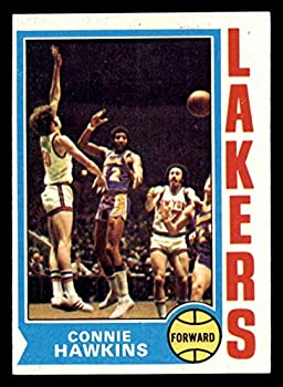 1974-75 Topps #104 Connie Hawkins Near Mint Lakers