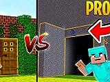 Clip: Noob vs. Pro, Secret Base Challenge