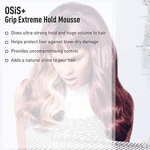 Schwarzkopf OSIS+ Grip Volume Extreme Hold Mousse 7 oz./198 g