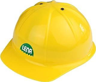 Bauarbeiter Helm mit Leuchte NEU Karneval Fasching Hut Mütze Kopfbedeckung