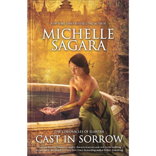 Cast in Sorrow audiobook cover art