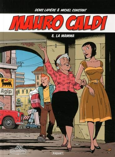 Mauro Caldi Tome 8 (Mauro Caldi (8))