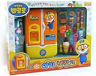 Pororo Refrigerator baby toy with ice slot [並行輸入品]