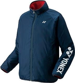 [ヨネックス] メンズ レディース テニスウェア ボアリバーシブルジャケット ネイビーブルー 90053 019