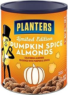 Planters Pumpkin Spice Almonds (15.25 oz Canister)