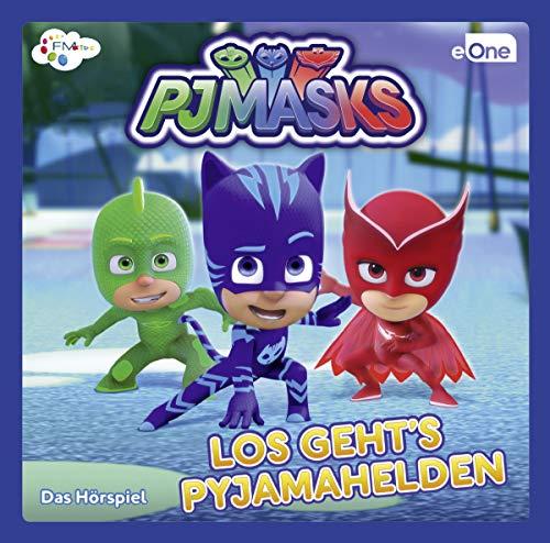 Los Geht'S Pyjamahelden-das CD Hörspiel