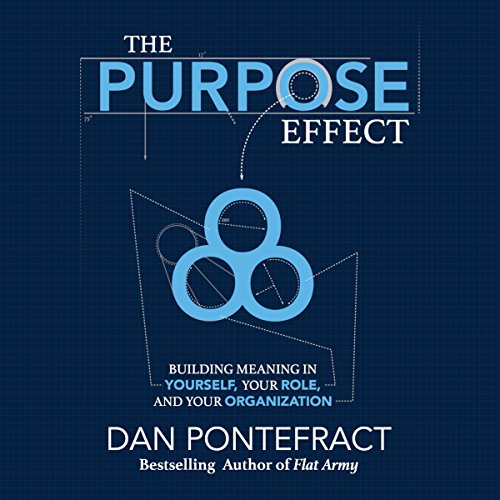 The Purpose Effect     Building Meaning in Yourself, Your Role and Your Organization              By:                                                                                                                                 Dan Pontefract                               Narrated by:                                                                                                                                 Dan Pontefract                      Length: 7 hrs and 29 mins     8 ratings     Overall 3.4
