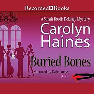 Buried Bones audiobook cover art