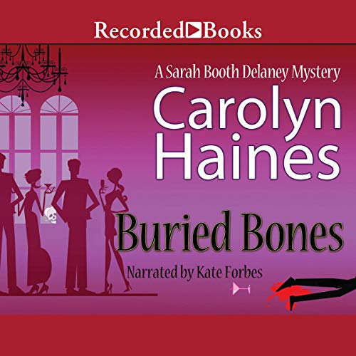 Buried Bones audiobook cover art