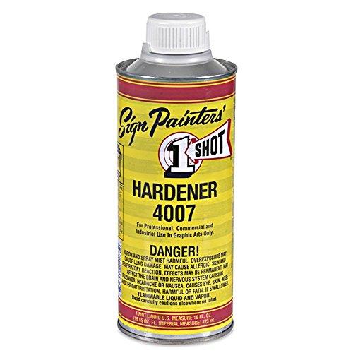 1-Shot Hardener 16 oz.