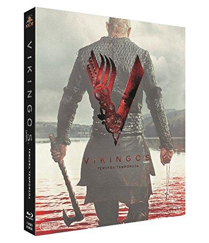 Vikingos - Temporada 3 [Blu-ray]