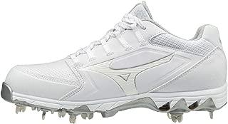 Women's 9-Spike Swift 6 Low Metal Cleat Athletic Shoe