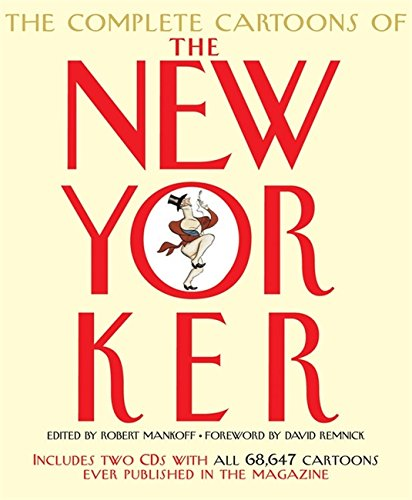 The Complete Cartoons Of The New Yorker (+ 2 CDs)