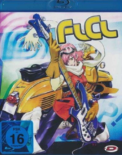 FLCL/Furi Kuri - Die komplette Serie [Blu-ray]