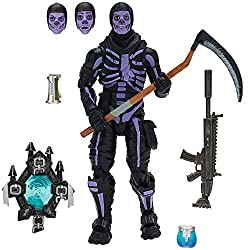 Fortnite skull trooper figure which makes a great gift for Fortnite players.