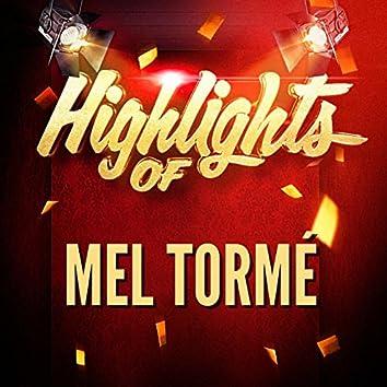 Highlights of Mel Tormé