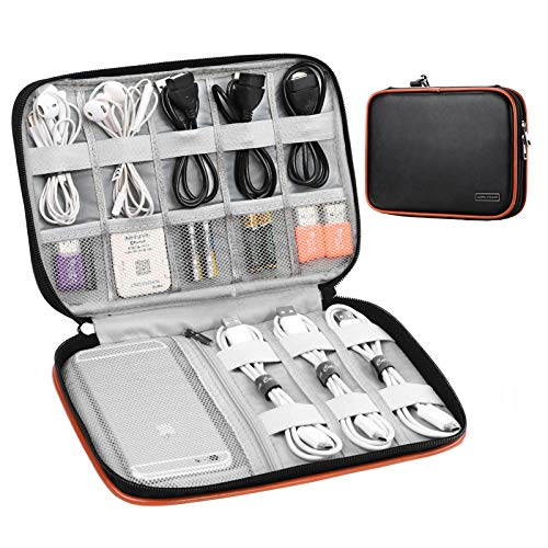 (50% OFF) Electronic Cable Organizer Travel Case $8.20 – Coupon Code