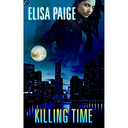 Killing Time audiobook cover art