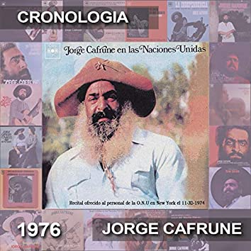 Jorge Cafrune Cronología -  Jorge Cafrune en las Naciones Unidas (1976)