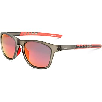 JOJEN Polarized Sports Sunglasses for men women Baseball Running Cycling Fishing Golf Tr90 ultralight Frame JE001
