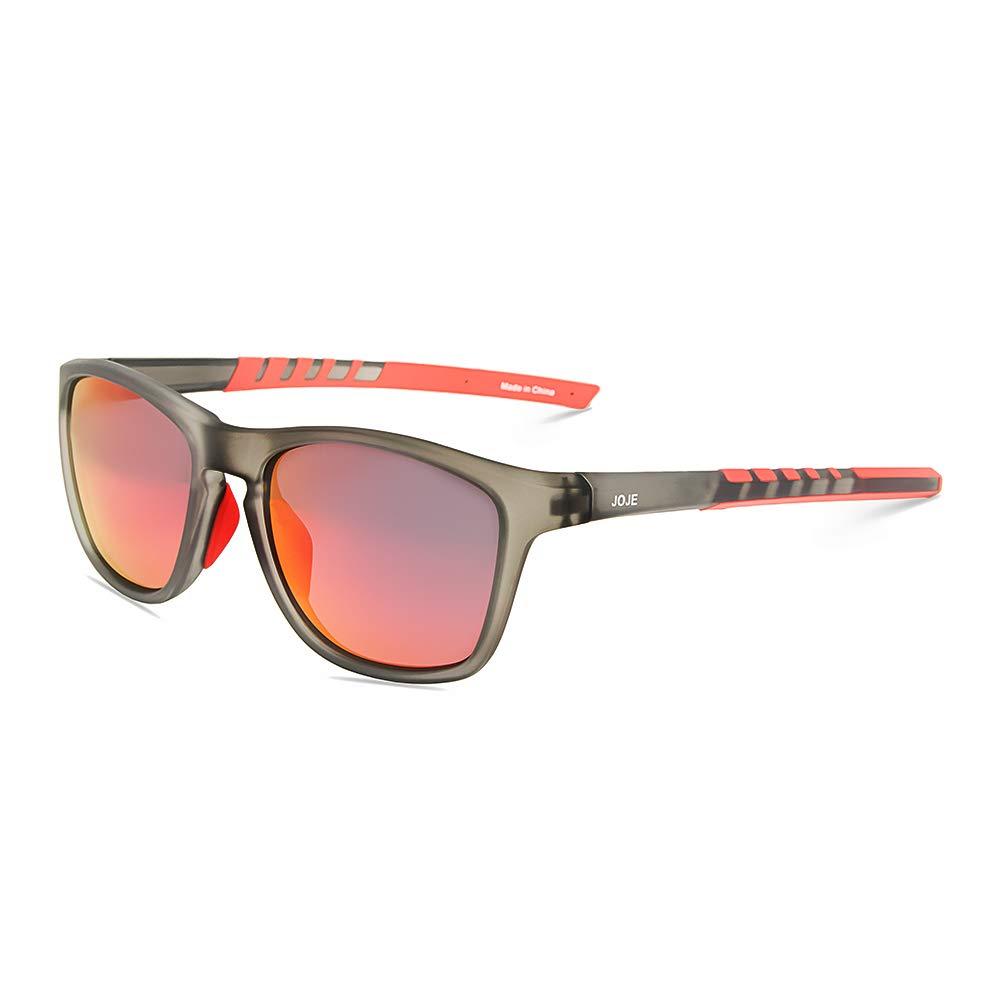 JOJEN Polarized Sunglasses Baseball Ultralight