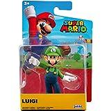 Super Mario Brothers World of Nintendo 2.5' Luigi Collectible Figure