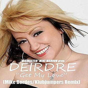 Get My Love (Mike Bordes / Klubjumpers Club Mix)