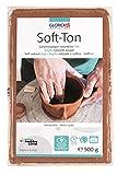 Glorex 6 8075 137 Soft Ton terracotta