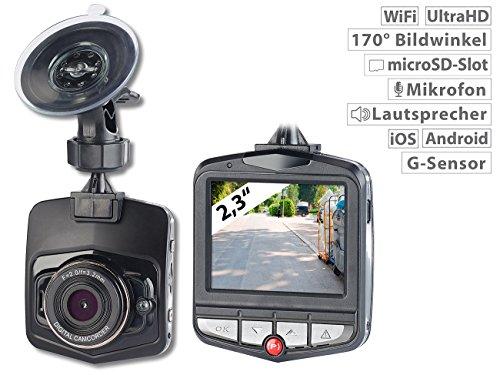 NavGear 4K-Dashcam - 4