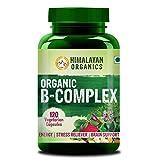 Best B12 Supplements - Himalayan Organics Organic B Complex Vitamins B12, B1 Review
