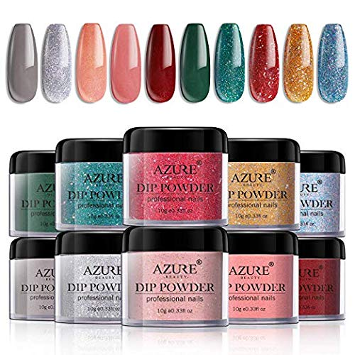 AZUREBEAUTY Polish Changing Chameleon Polishes