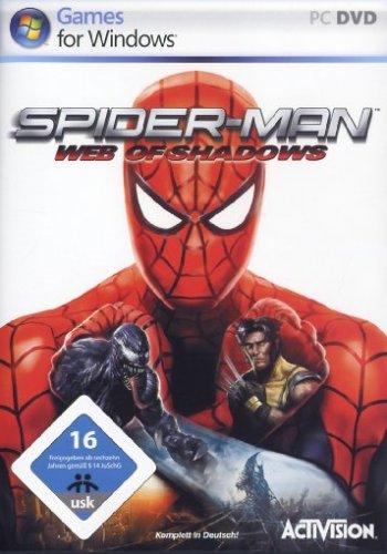 Activision Spider-Man: Web of Shadows, PC