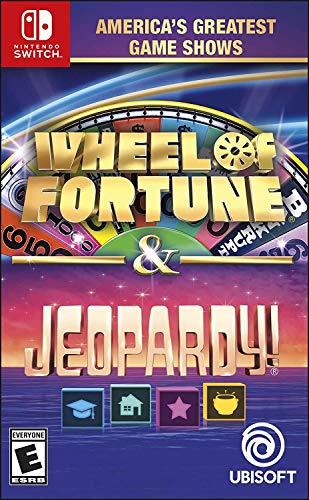 America's Greatest Gameshows - Wheel & Jeopardy for Nintendo Switch [USA]