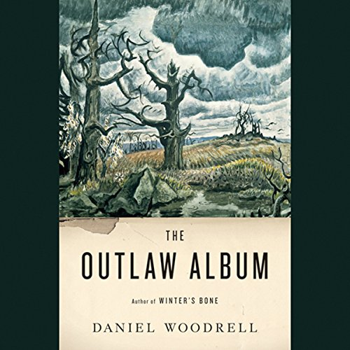 The Outlaw Album audiobook cover art