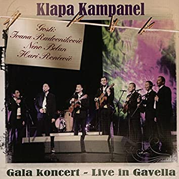 Live In Gavella (Gala Koncert)