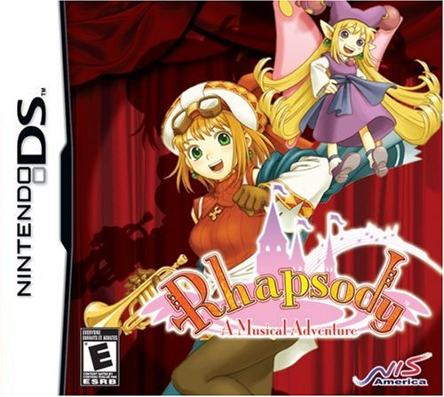 Rhapsody A Direct stock discount Musical Adventure - Max 58% OFF Nintendo DS