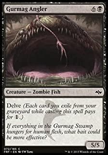 Magic: the Gathering - Gurmag Angler (072/185) - Fate Reforged